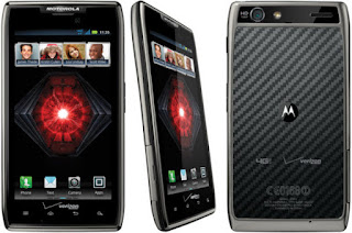 Motorola Droid RAZR MAXX terbaru