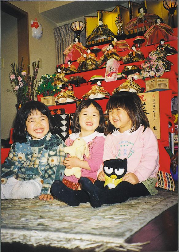 日本人の子