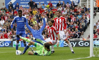 chealse attack stoke at second half