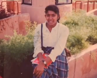 Jhansi Telugu TV Anchor College School Pics