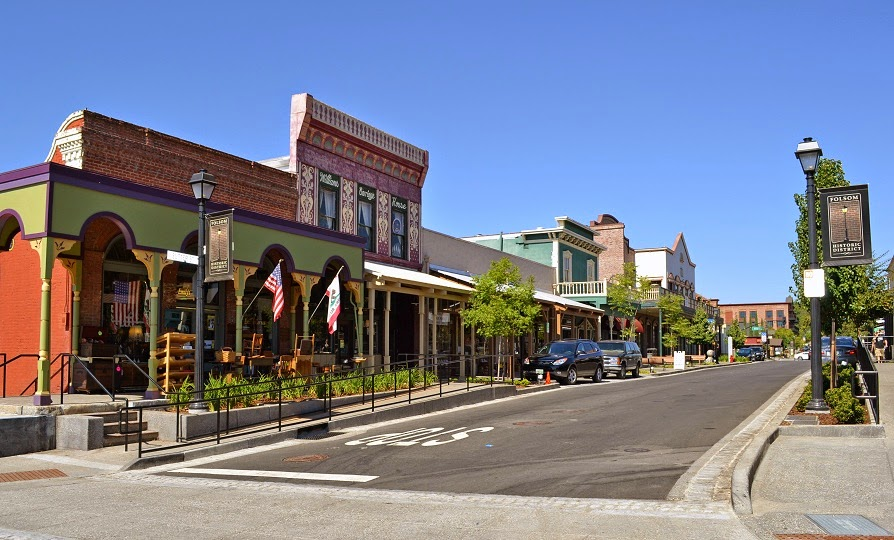 For Example There Is The Folsom History Museum Operated By Historical Society Located In Historic Downtown