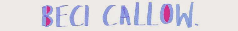 Beci Callow