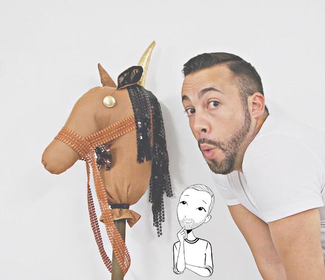 DIY-BLOGERSANDO-Do It Yourself-manualidades-caballo-caballito de palo-caballo de trapo-costura-pasatiempos-juegos-entretenimiento-niños-2