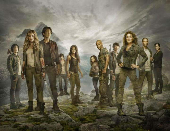 POLL:  Favorite Scene from The 100 - Spacewalker