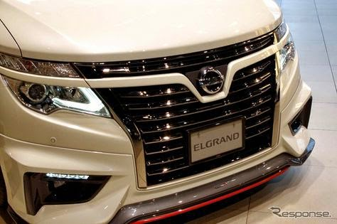 2018 nissan elgrand. beautiful elgrand 2015 nismo nissan elgrand mpv with cool design intended 2018 nissan elgrand