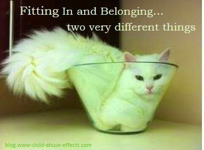 Why is the Difference Between Fitting In and Belonging Important?