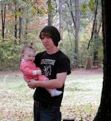 My Oldest Son Kinkaid with baby Anberlyn