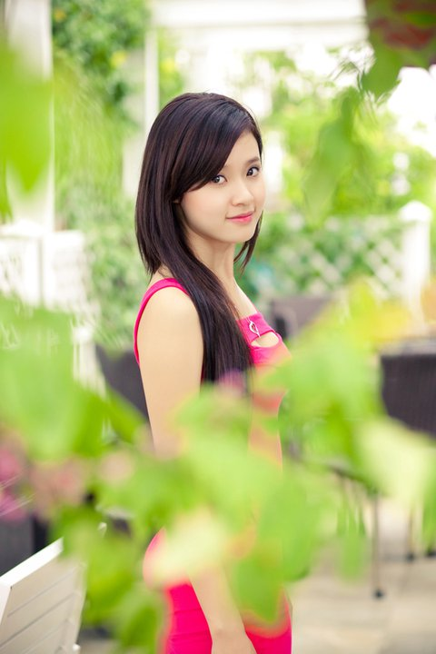 Ảnh gái đẹp HD nóng bỏng hotgirl Midu 9