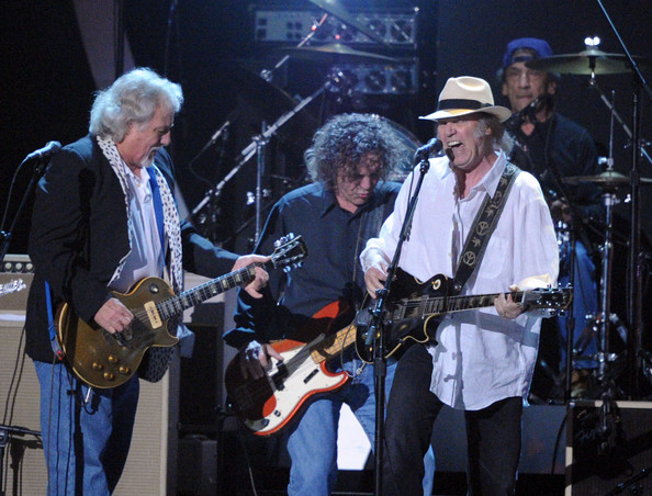 Neil Young & Crazy Horse 2012
