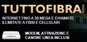 Telecom Italia TuttoFibra, la tariffa con fibra ottica per telefono e internet