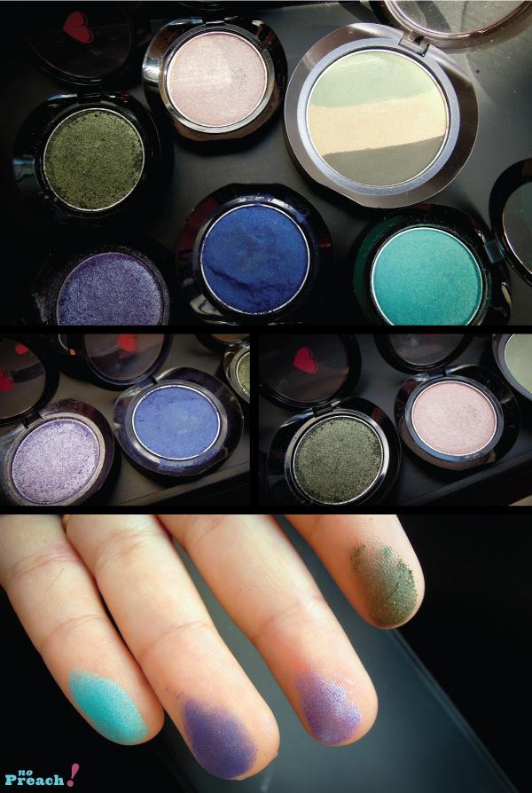 sombra colorida - eyeshadow - Quem Disse Berenice