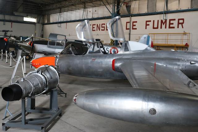 Fouga CM 170 Magister Cn 124