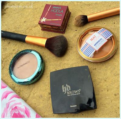 top-bronzers-uk-high-street-mac-extra-dimention-bronzer--HD-Brows-2-benefit-Hoola-Bourjois-mat-illusion