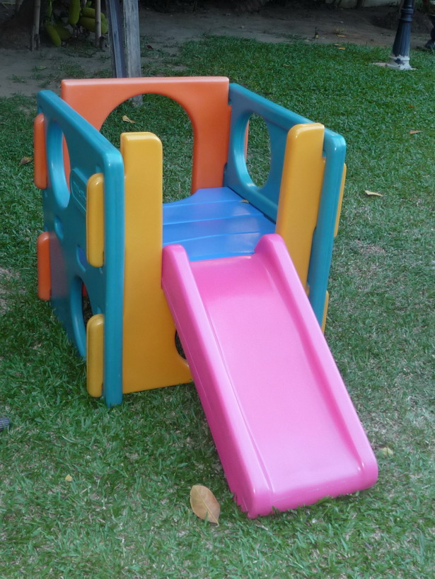 little tikes climb and slide sold