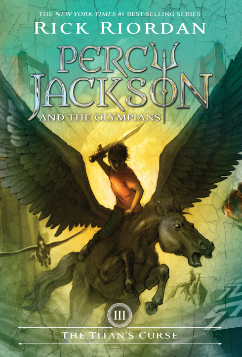 Beth Fish Reads: Celebration & Giveaway: Percy Jackson's ...