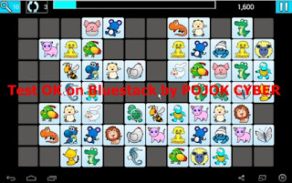 Tampilan Game Onet Deluxe