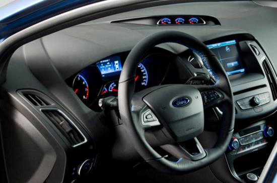 2017 Ford Fiesta RS Specs and Price Rumors