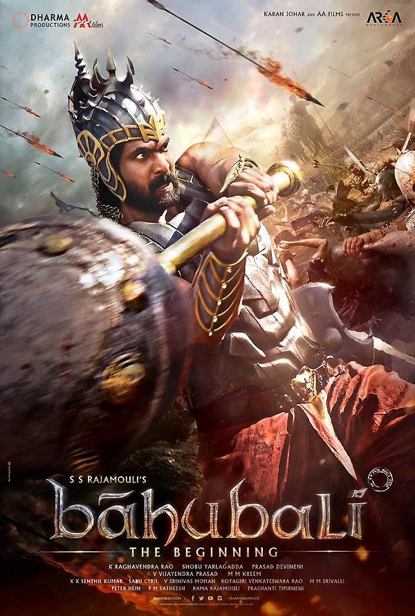 BAHUBALI THE BEGINNING (2015) เปิดตำนานบาฮูบาลี [1080P] [SOUNDTRACK บรรยายไทยแปล]