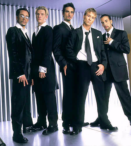 Backstreet Boys Naked
