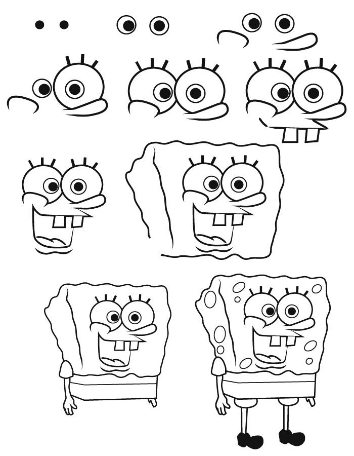 Apprendre dessiner mod le imprimer - Comment dessiner une fleur facilement ...