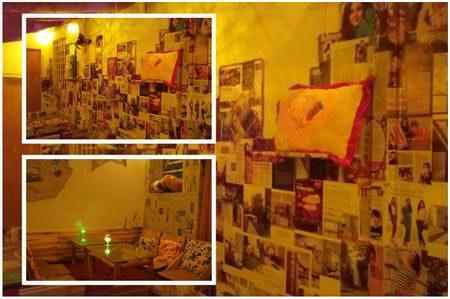 Không gian ấm áp, đầy màu sắc tại Vancee Cafe, cafe sài gòn, dia chi cafe, diem an uong, am thuc, sai gon am thuc, diemanuong365.blogspot.com