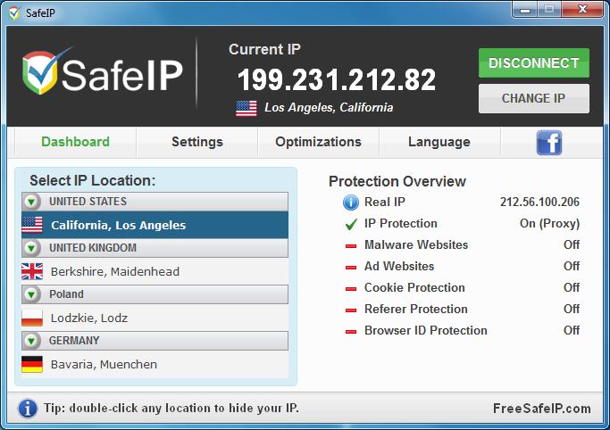 safeip pro full crack internet