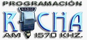 Programación Radio Rocha