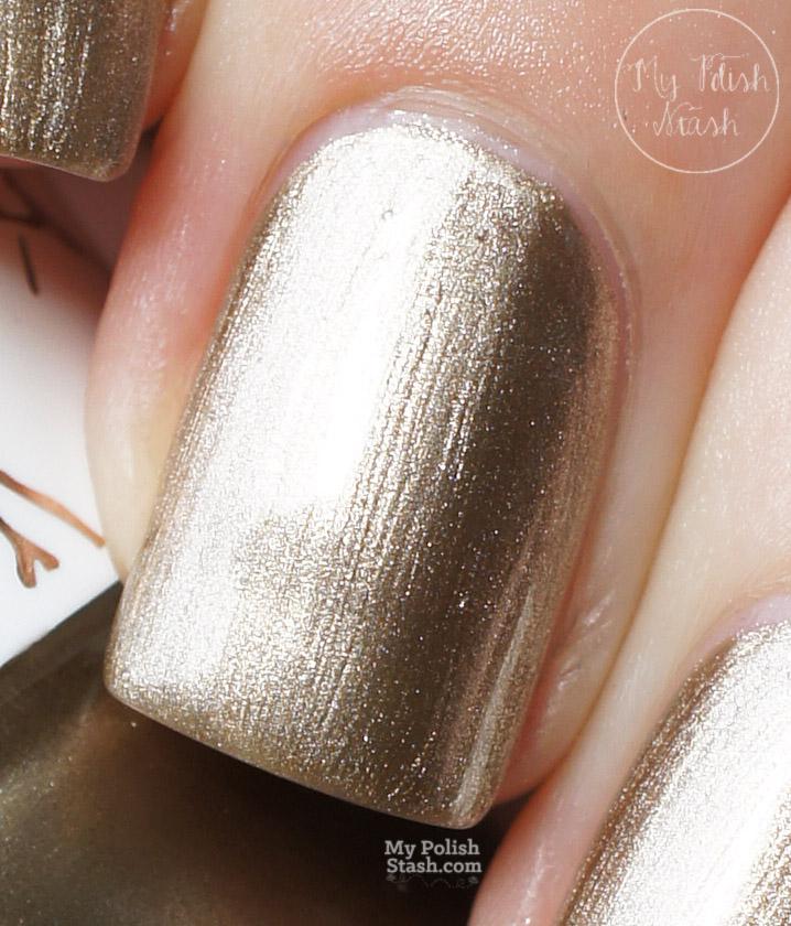 Catrice Metallicious nail polish