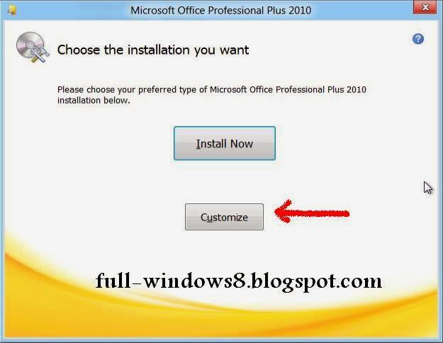 Install office 2010 in windows 8 full windows 8 tutorials - Installer office 2010 sur windows 8 1 ...