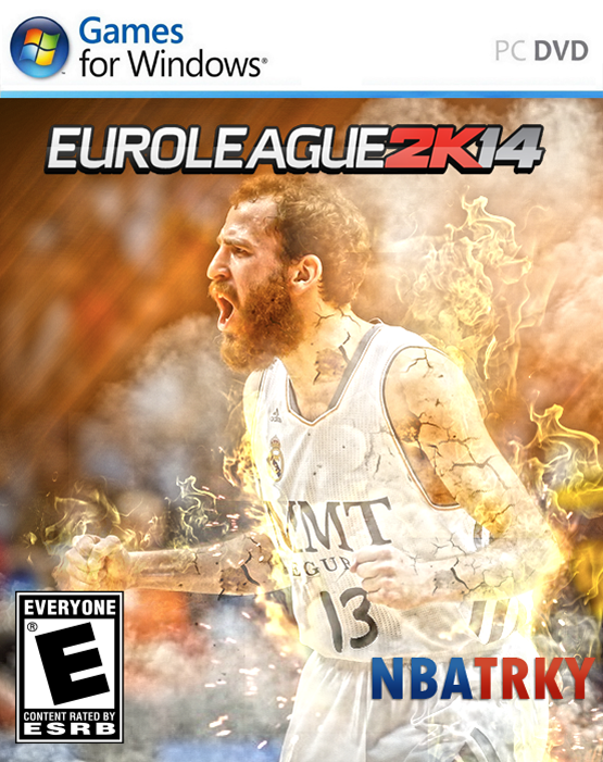 NBA 2K14 PC Euroleague & Eurocup Mod