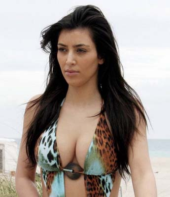 Kardashian  Pictures on Kim Kardashian Hot Pictures  Hot Celebrities Videos Pictures