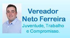 Vereador Neto Ferreira
