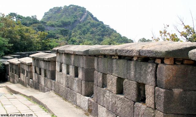 Muralla de Seúl
