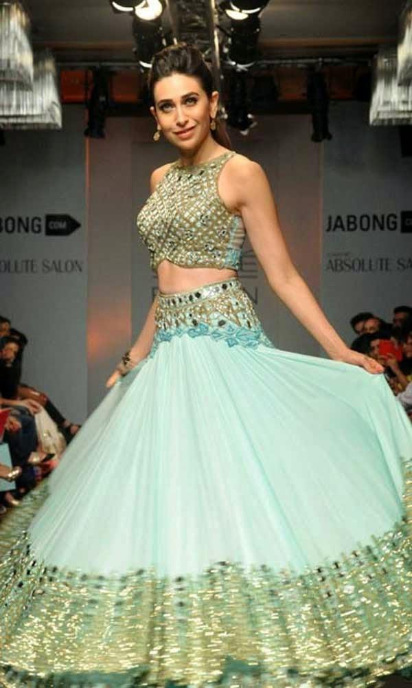 Karishma Kapoor at Lakme Fashion Week Summer/Resort 2014