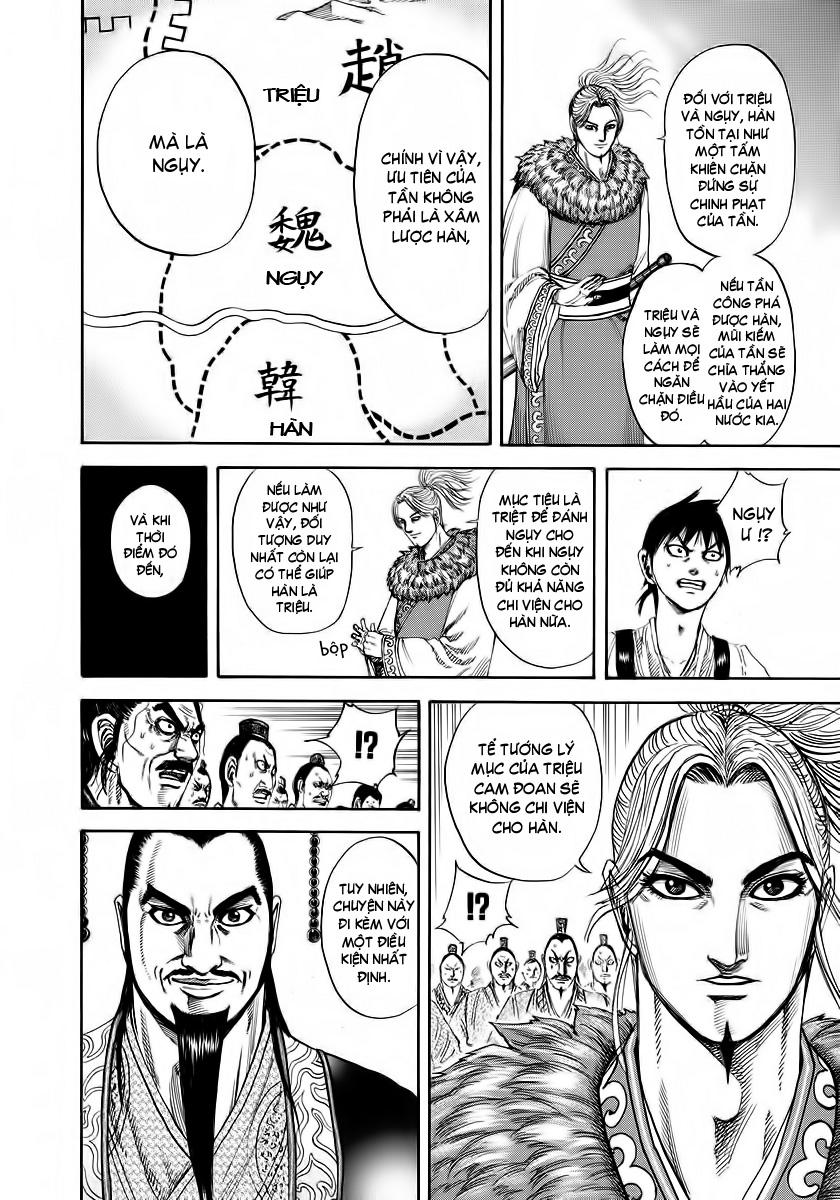 Kingdom – Vương Giả Thiên Hạ chap 176 Trang 17 - Mangak.info