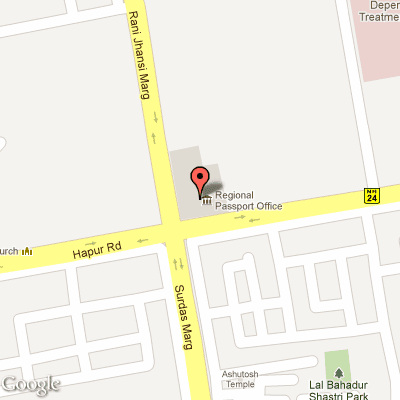 Passport Office Ghaziabad
