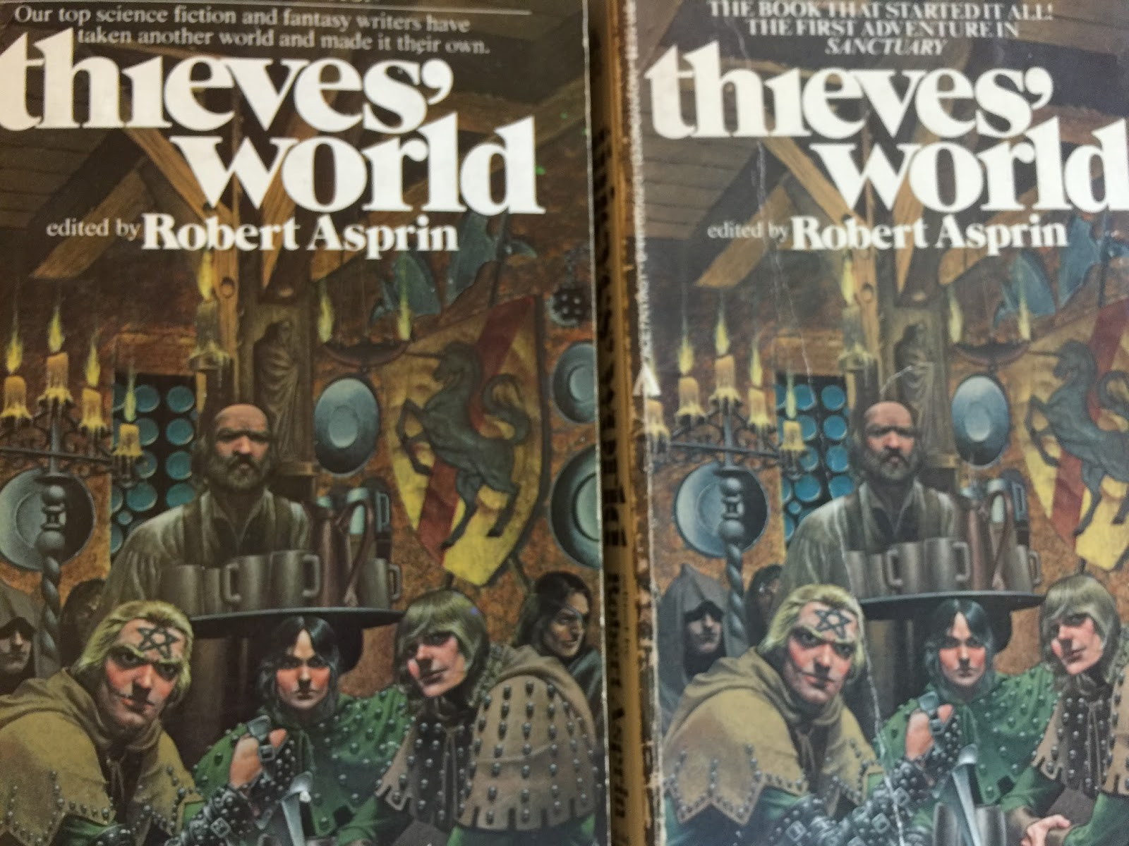 Book Cover Fantasy World ~ First edition fantasy