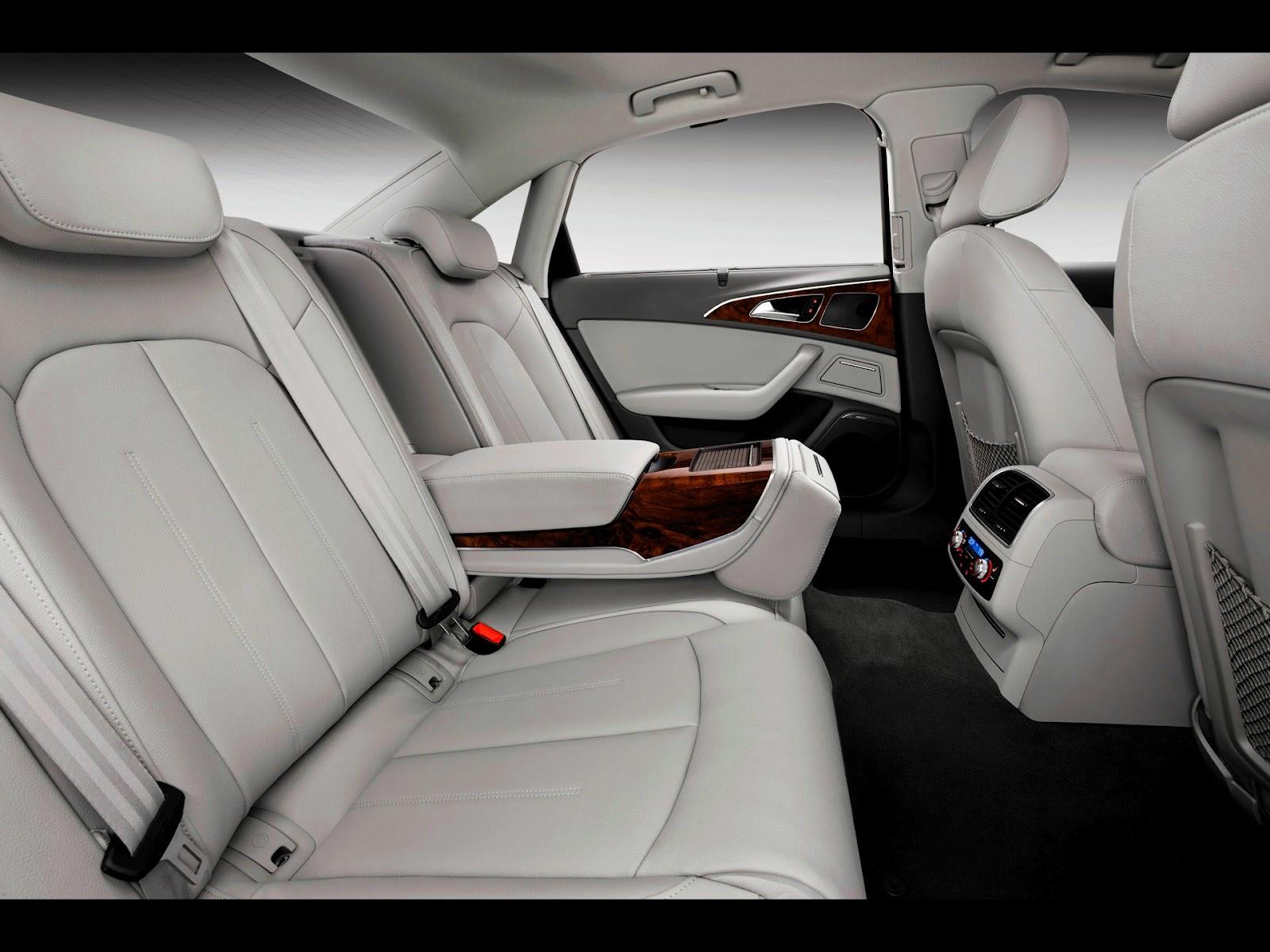2012 audi a6 l e tron concept interior news hot car. Black Bedroom Furniture Sets. Home Design Ideas