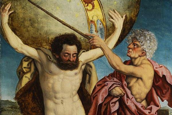 Hercules, atlas