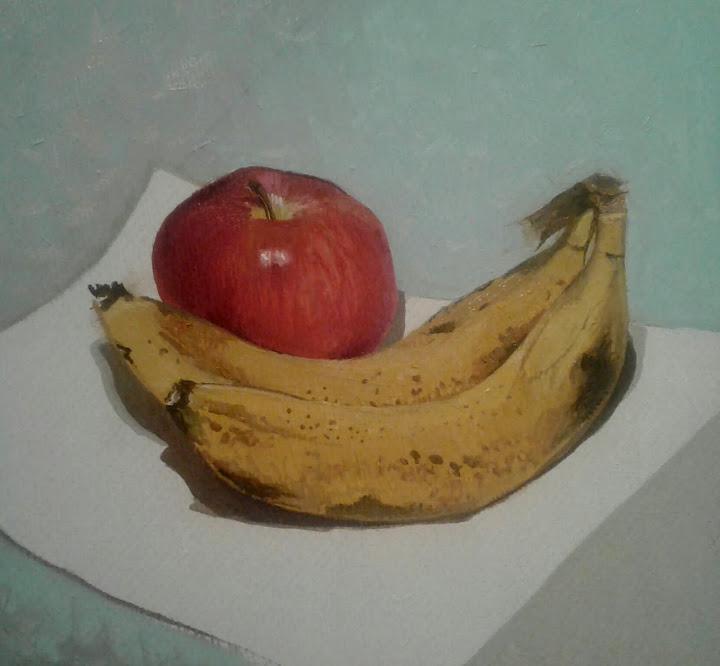 """""""Manzana y bananas"""""""