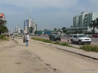 Reisen Afrika Demokratische Republik Kongo, Kinshasa