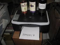 Moly's printer