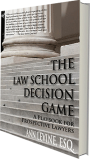 LSAT Blog Law School Decision Game Book