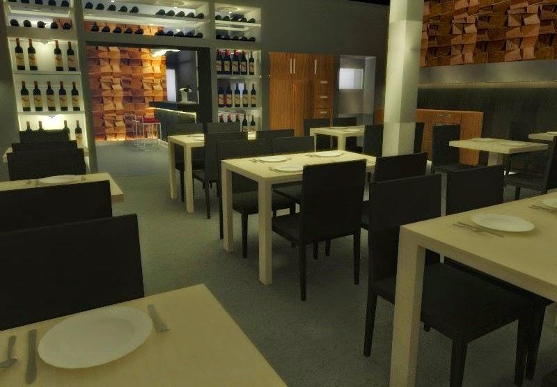 Dise o de interiores escuela de arte de motril trabajo - Escuela de decoracion de interiores ...