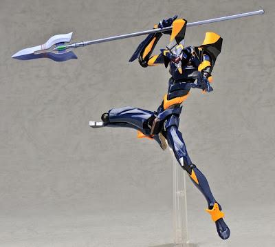 Revoltech Yamaguchi Evangelion Evolution series Evangelion Mark.06