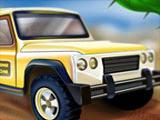 4x4 Rally Jogo de caminhonete