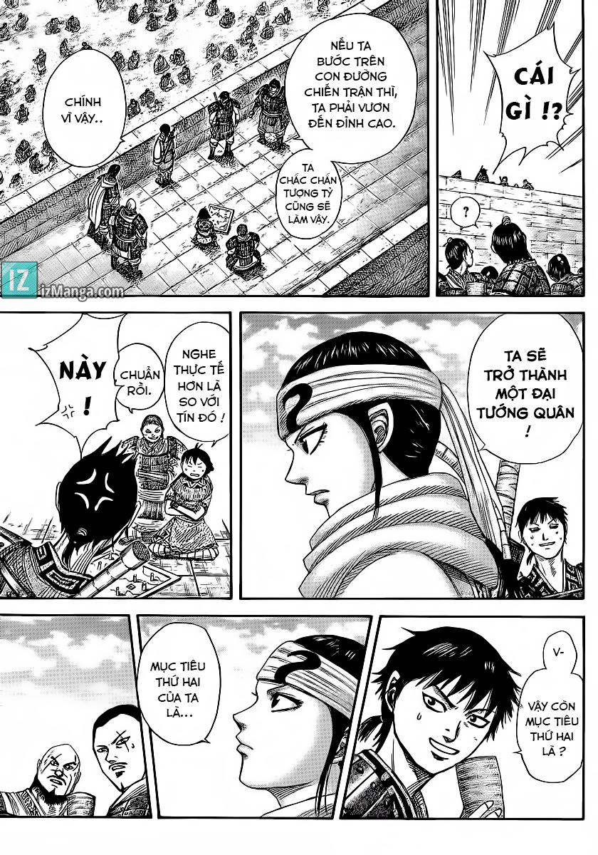 Kingdom - Vương Giả Thiên Hạ Chapter 364 page 9 - IZTruyenTranh.com