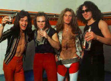 Van Halen in Spandex(tm)