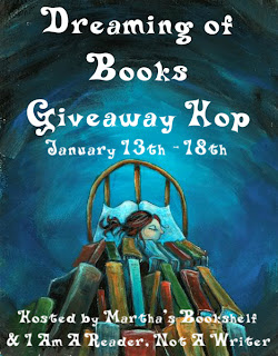 {Give@way} Dreaming of Books Give@way Hop!