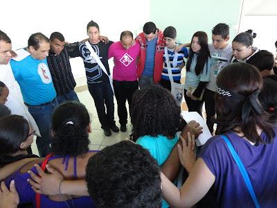 JM da Diocese de Guarulhos/SP realiza encontro e Missão local.